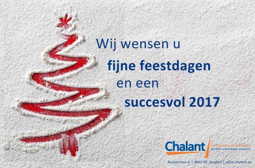 2016-2017 kerstwens Chalant