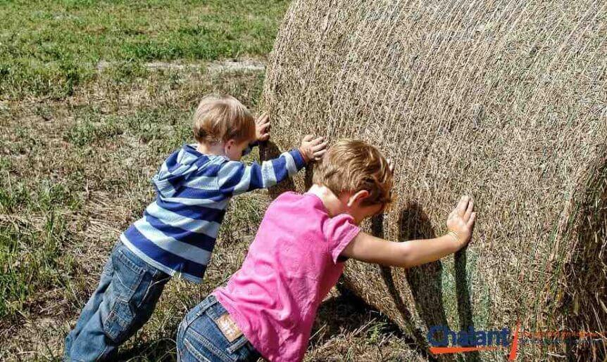 meewerkende kinderen